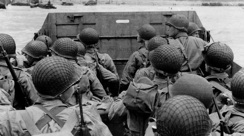 D-Day +75 Years, Thank God! - dHarmic Evolution Podcast
