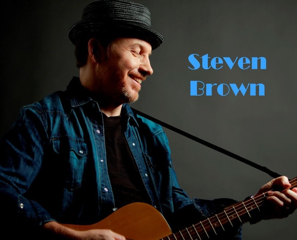Steven Brown | Channeling Creativity Through His Heart and Voice - dHarmic Evolution Podcast