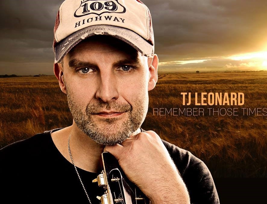 TJ Leonard | A man who loves the country, and also loves his country music, but he is in Sweden! - dHarmic Evolution Podcast