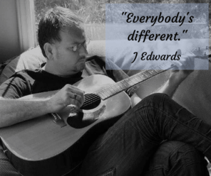 J Edwards   Steppin' Up with That Country Vibe - dHarmic Evolution Podcast