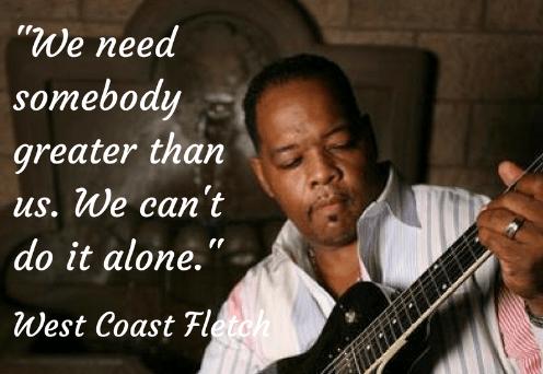 West Coast Fletch | The Soulful Jazz, Gospel Singer - dHarmic Evolution Podcast