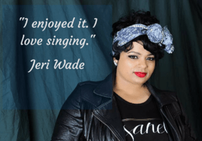 Jeri Wade | Getting the Groove on with Neo Soul - dHarmic Evolution Podcast