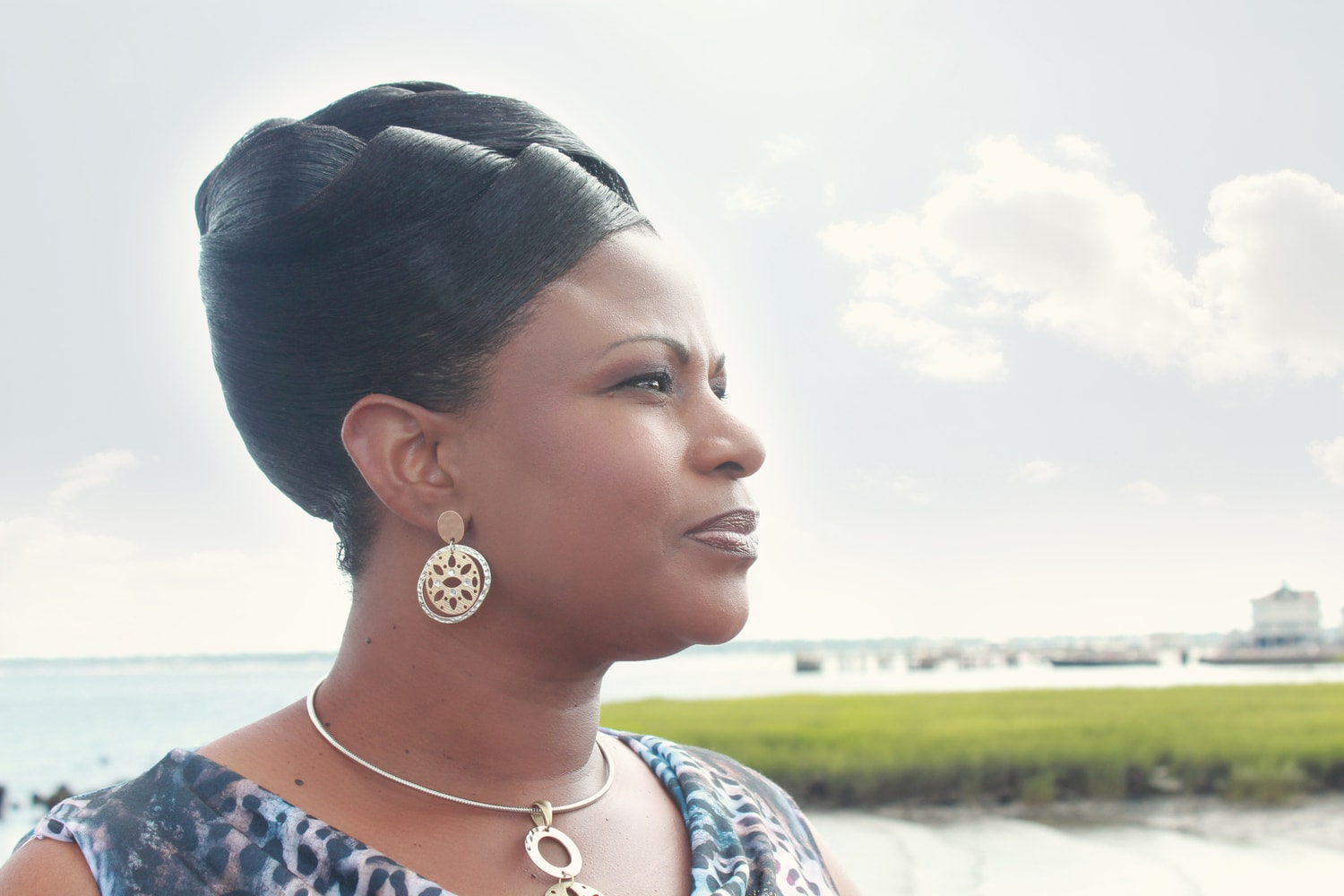 Fiona Varner   Annointed by the Lord and now a Music Minister - dHarmic Evolution Podcast