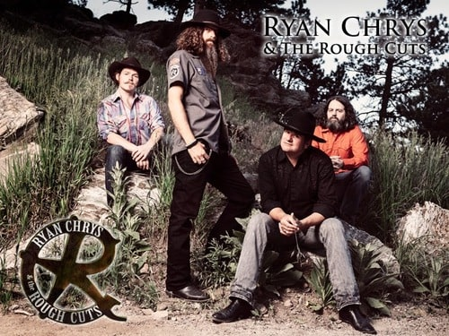 Ryan Chrys and the Rough Cuts take the West by storm with Outlaw Country! - dHarmic Evolution Podcast