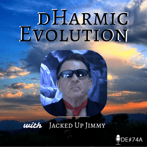 Labor Day Surprise, Update, AND, English Bob visits James Kevin - dHarmic Evolution Podcast