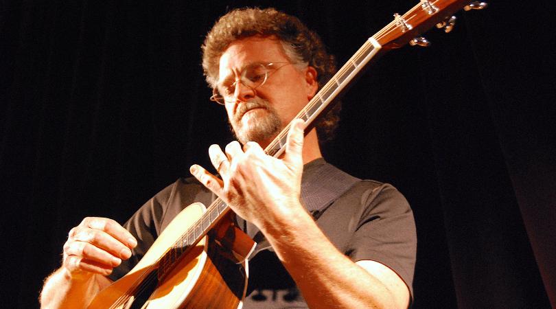 Fingerstyle Guitar Extraordinaire Tim Farrell