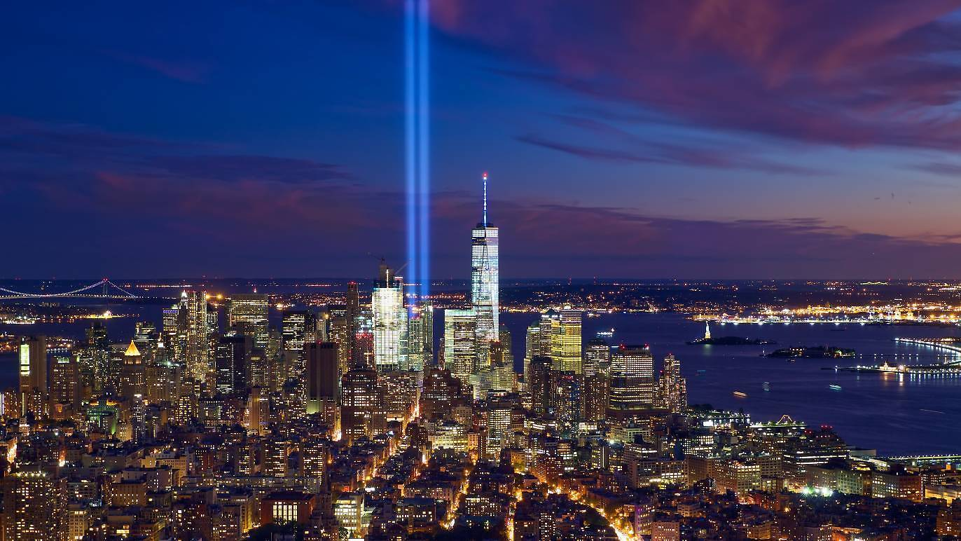 September 11th 2001, where were you on that day?