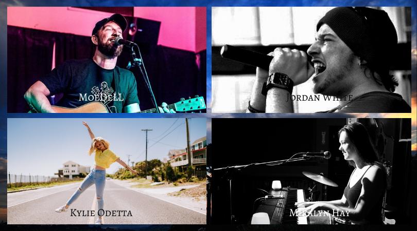 Spotlight Series No. 3: MoeDell, Jordan White, Kylie Odetta, & Mikalyn Hay